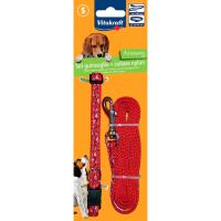 Set nylon fashion para perro Talla S VITAKRAFT, pack 1 ud