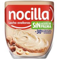 Crema de cacao blanca NOCILLA, vaso 180 g