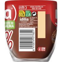 Crema de cacao 0% azúcar añadido NOCILLA, vaso 180 g