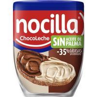Crema de cacao 2 sabores NOCILLA, vaso 360 g