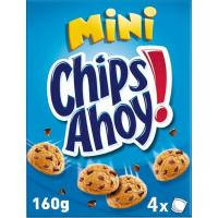 Galleta Mini Chips Ahoy LU, caja 160 g