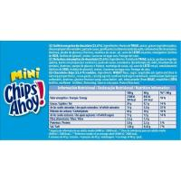 Galleta con pepitas de chocolate CHIPS AHOY! Minis, caja 160 g