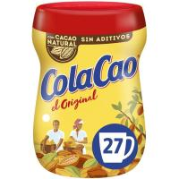 Cacao soluble original COLA CAO, bote 383 g
