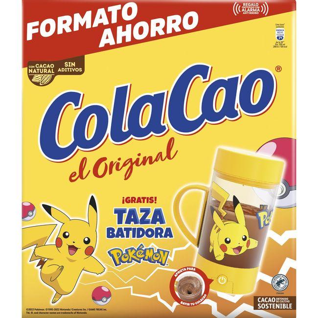 Cacao soluble COLA CAO, maleta 2,7 kg + Regalo