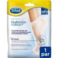 Mascarilla calcetín para pies hidratante SCHOLL, pack 1 ud.