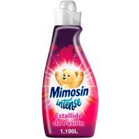 Suavizante intense estallido de pasión MIMOSIN, botella 52 dosis