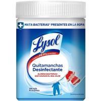 Quitamanchas en polvo LYSOL, bote 450 g