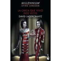 La chica que vivió dos veces, David Lagercrantz,  Bolsillo