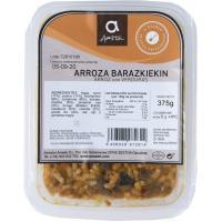Arroz con verduras AMEZTOI, bandeja 375 g