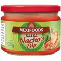 Salsa mexicana MEXIFOODS, frasco 220 g