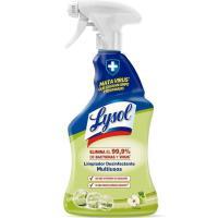 Limpiador desinfectante multisuperficies LYSOL, pistola 1 litro