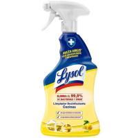 Limpiador desinfectante de cocina LYSOL, pistola 1 litro