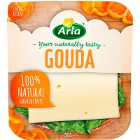 Queso Gouda ARLA, lonchas, bandeja 150 g