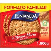 Galleta La Buena María FONTANEDA, caja 1.800 g