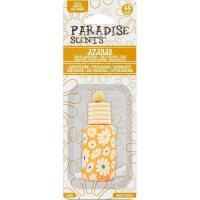 Ambientador auto botella cerámica aroma azahar PARADISE SCENTS, envase 8ml
