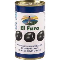 Aceitunas deshuesadas EL FARO, lata 150 g