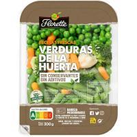 Verduras de la huerta FLORETTE, bandeja 300 g