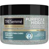 Exfoliante purifica&hidrata TRESEMMÉ, tarro 300 ml