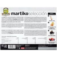 Surtido de pates con confitura MARTIKO, pack 4x75 g