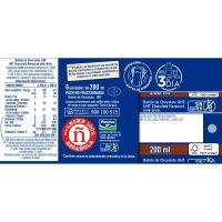 Batido de cacao 0% azúcar añadido PULEVA, brik 6x200 ml