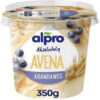 Big pot avena arándanos ALPRO, 350 g