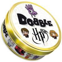 Juego de cartas Dobble Harry Potter, edad rec:+6 años ASMODEE