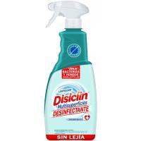 Desinfectante sin lejía DISICLIN, pistola 750 ml