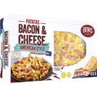 Patatas bacon&cheese BENIS, bandeja 425 g
