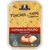 Suprema de pulpo LA COCINA DE NORTE, bandeja 200 g