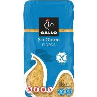 Fideos sin gluten GALLO, paquete 500 g