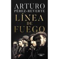 Línea de Fuego, Arturo Pérez-Reverte, Ficción