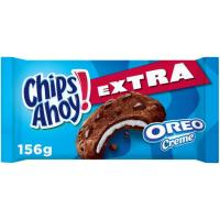 Cookie extra de oreo CHIPS AHOY, paquete 156 g
