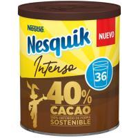 Cacao en polvo intenso 40% NESQUIK, lata 330 g