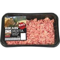 Picada mixta de vacuno-cerdo BIKAIN, bandeja 500 g