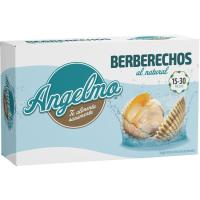 Berberecho 15/30 piezas ANGELMO, lata 63 g