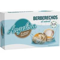 Berberecho 25/35 piezas ANGELMO, lata 63 g