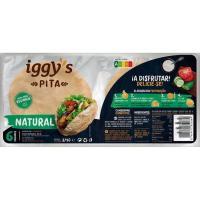 Pan pita IGGY'S, paquete 375 g