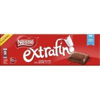 Chocolate con leche extrafino NESTLE, tableta 270 g