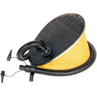 Inflador bomba hinchador de aire de pie tipo fuelle, 3 valvulas BESTWAY, 1 ud