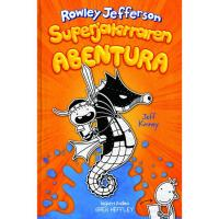 Rowley Jefferson superjatorraren abentura, Jeff Kinney, Infantil