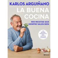 La buena cocina, Karlos Arguiñano, Cocina