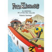 Los Futbolísimos 18. El misterio de la isla del volcán, Roberto Santiago, Infantil