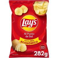 Patatas fritas al punto de sal LAY'S, bolsa 282 g