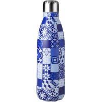 Botella térmica Porto, inox doble pared 8-10 hrs duracio, IBILI, 500 ml