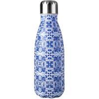 Botella térmica Evora, inox doble pared 8-10 hrs duracion, IBILI, 350 ml