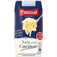 Nata líquida para cocinar PASCUAL, brik 200 ml