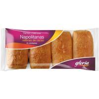 Napolitanas de chocolate GLORIA, 8 uds, paquete 320 g