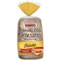 Brioche artesano BIMBO, paquete 550 g