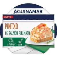 AGUINAMAR Pintxo de salmón, 180 g