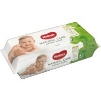 Toallitas Natural Care extra HUGGIES, paquete 56 uds